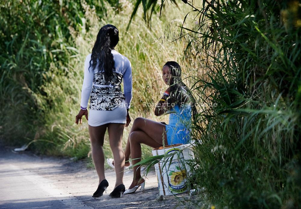 Prostitutes Naples